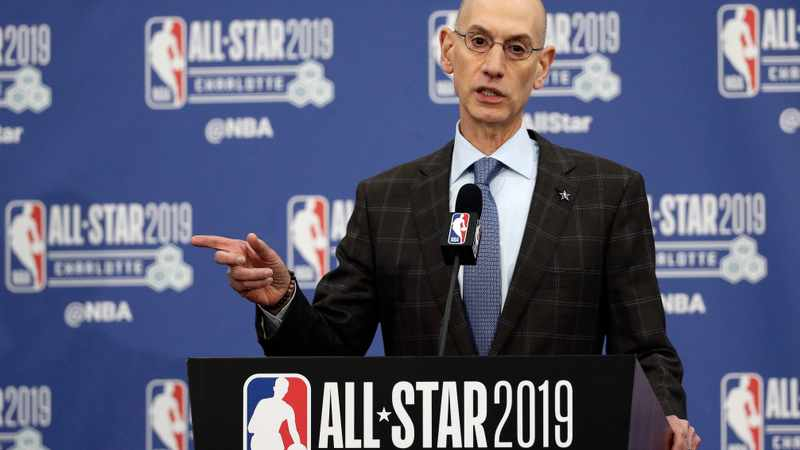 Olympic basketball could be bereft of NBAstars, league chief says, Newsline