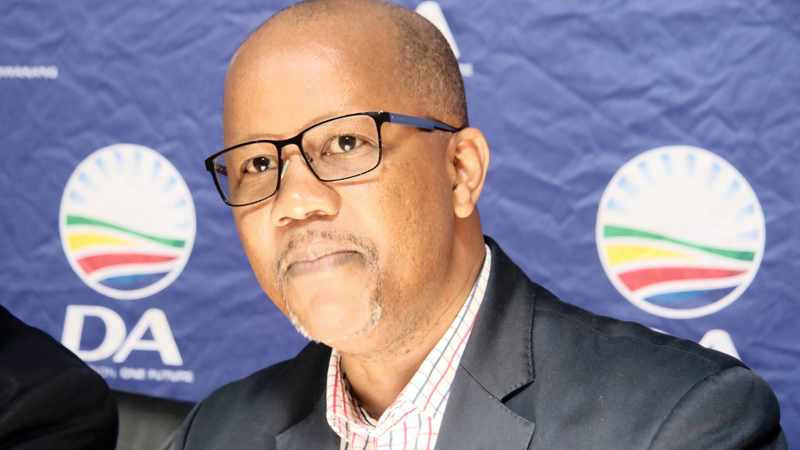 Andrew Louw to step down as Northern Cape DA leader, Newsline