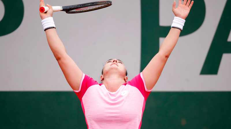 Ons Jabeur becomes first Arab woman to reach French Open last 16, Newsline