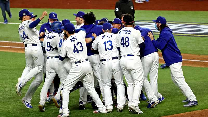 40ec4d49 e7bc 5b8d a97c 8e2d533dbafe&operation=CROP&offset=0x259&resize=4139x2330 - World Series relief for Los Angeles Dodgers after 32-year wait