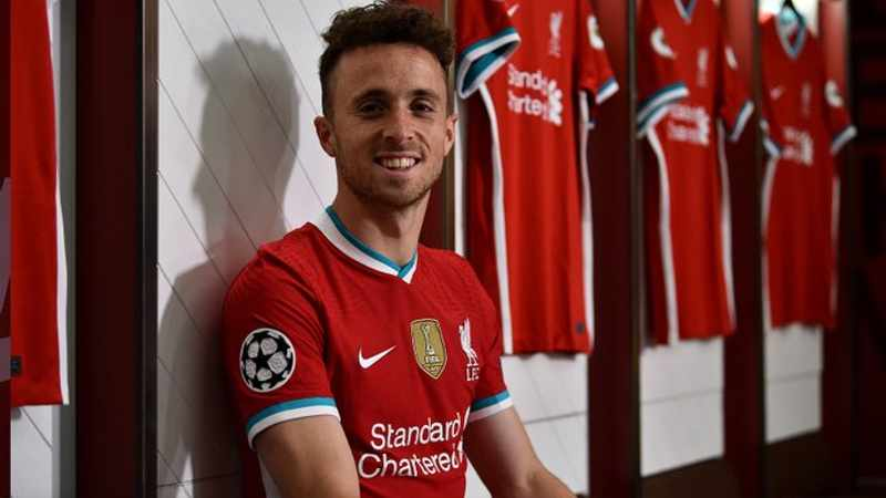 Liverpool sign Portugal winger Diogo Jota from Wolves, Newsline