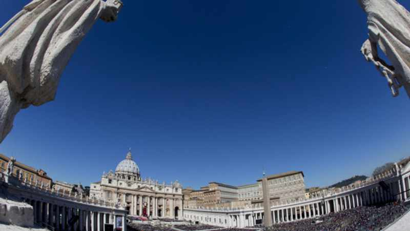 Covid-19 case confirmed in pope's Vatican residence, Newsline