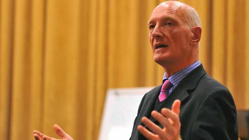 It's been a rough year for prisoners, prison staff and JICS, says Justice Edwin Cameron, Newsline