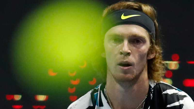 Andrey Rublev sets up final clash with Borna Coric at St Petersburg Open, Newsline