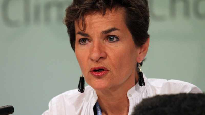 Christiana Figueres to replace Greta Thunberg at 10th Desmond Tutu International Peace Lecture, Newsline