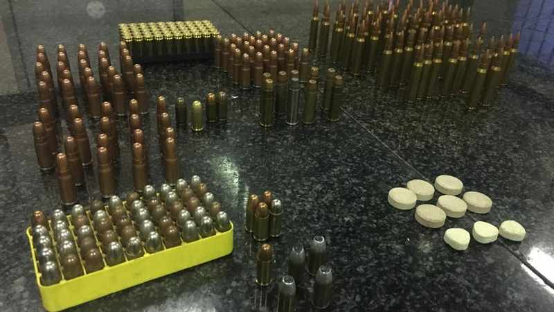 Cape Town man, 72, charged over large cache of ammunition, drugs, Newsline