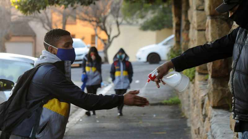 Covid latest: 126 new deaths, 1 346 more infections for South Africa, Newsline
