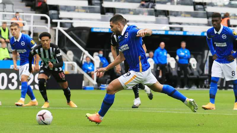 Neal Maupay strikes twice as Brighton ease to win at Newcastle, Newsline