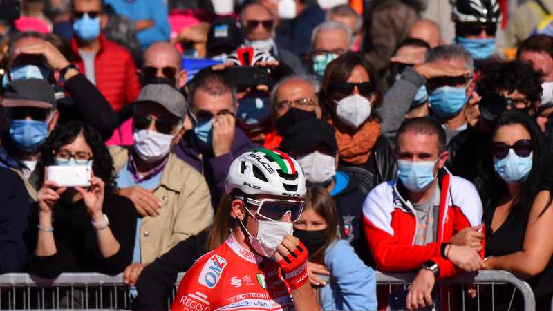 Giro d'Italia to go on as planned following negative Covid-19 tests, Newsline