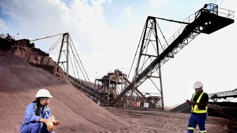 Kumba Iron Ore aims to cut greenhouse gas emissions by 30%, Newsline