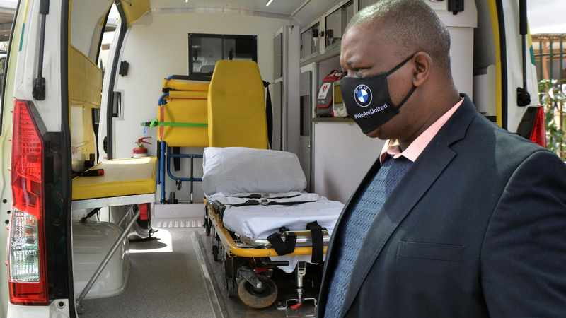 We're sorry –  Gauteng health apologies to unpaid community workers, Newsline