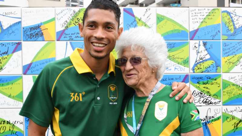 761ac19f b2d2 5dee 9909 70e10e753f44 - He's back! Wayde van Niekerk to run in Switzerland on Tuesday