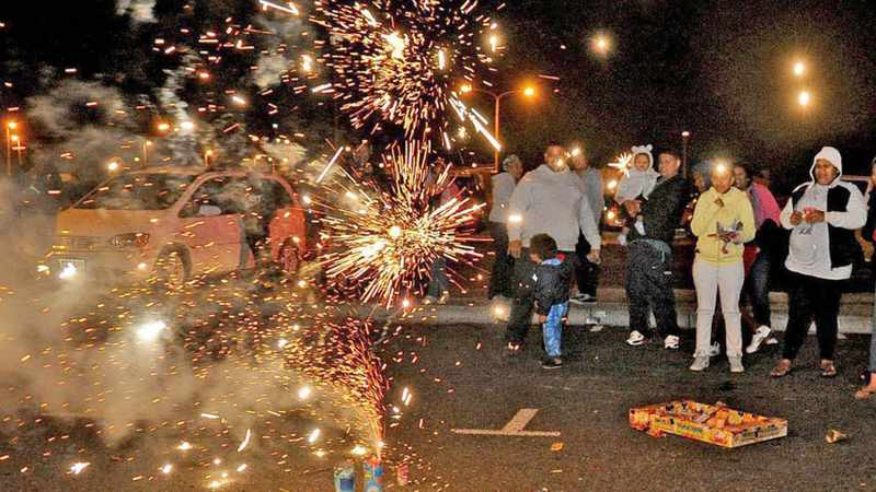 Here's the City's rules to follow if you want to set off fireworks in Cape Town, Newsline