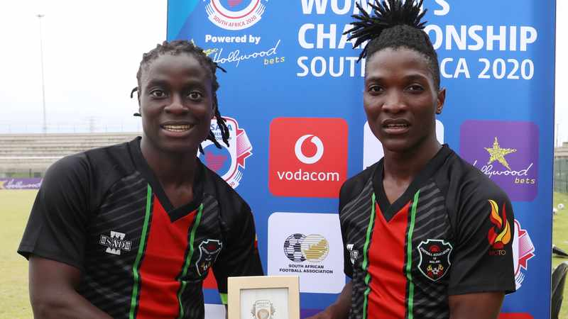 Malawi's sister act a great concern for Desiree Ellis' Banyana, Newsline