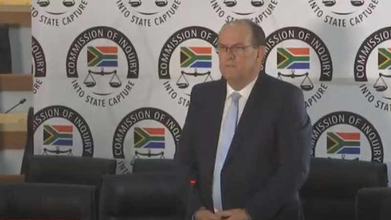 LIVE FEED: State Capture Inquiry – October 30, 2020, Newsline