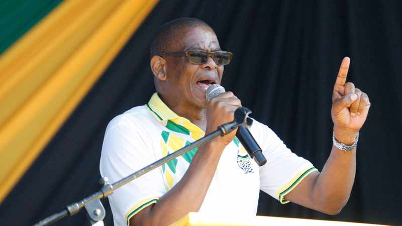 ANC members can support Ace Magashule at court but not in party's name, says Mashatile, Newsline