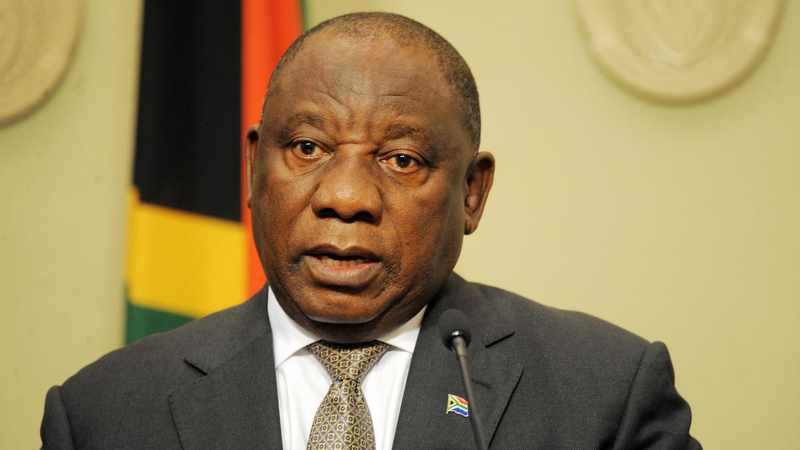 Ramaphosa was complicit in ANC's Zim trip and must be held accountable, says DA, Newsline