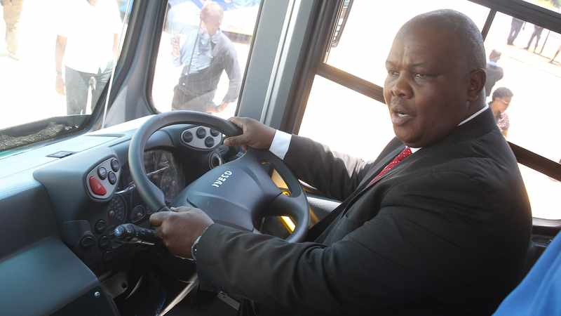 70 percent of booking slots, capacity will be dedicated to driving licences renewals – Jacob Mamabolo, Newsline