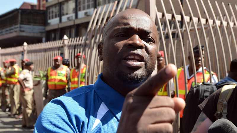 #NotInMyName urges Solly Msimanga to step aside while sexual harassment charges are probed, Newsline