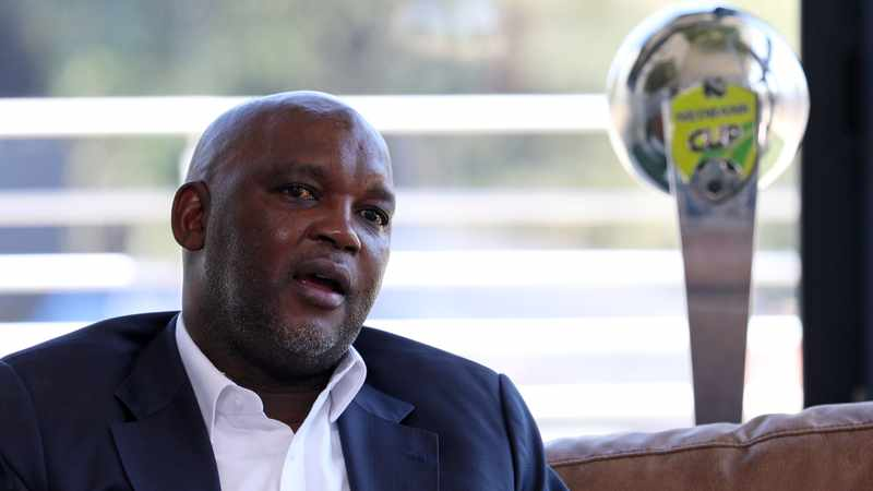 Confirmed. Pitso Mosimane to join Egypt's Al-Ahly, Newsline