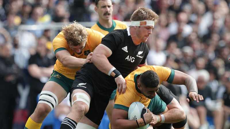 All Blacks wary of Wallabies' 'quality young footballers', Newsline