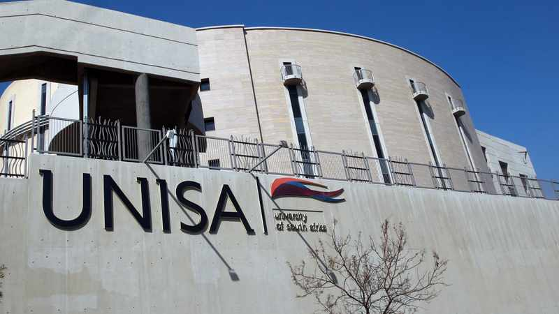 Protest at Unisa as students want management to reopen all campuses, Newsline