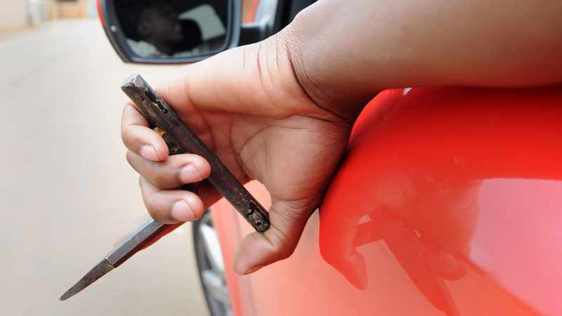 Motor vehicle-related thefts a worrying trend in Pretoria's Moot area, Newsline