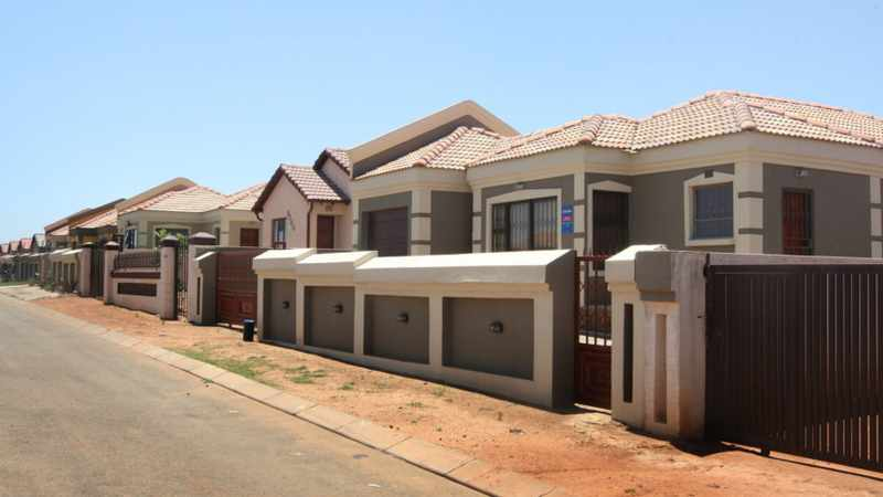 A tentative recovery in property market, Newsline