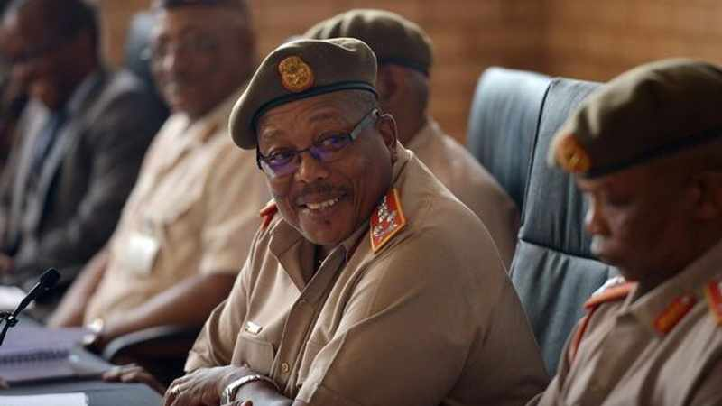 SANDF chief warns soldiers against entanglement in ANC matters, Newsline