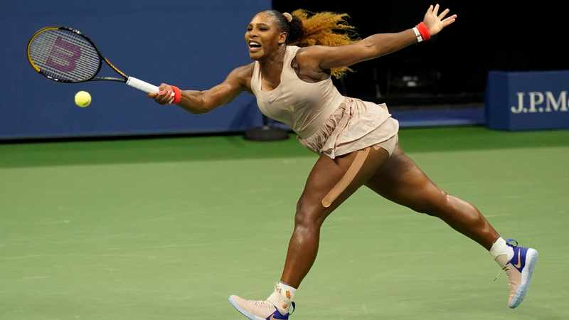 9cfc6cad 2fa3 5f80 b17e 216627bbec67 - Serena Williams to face a 'great competitor' Sloane Stephens in the US Open third round