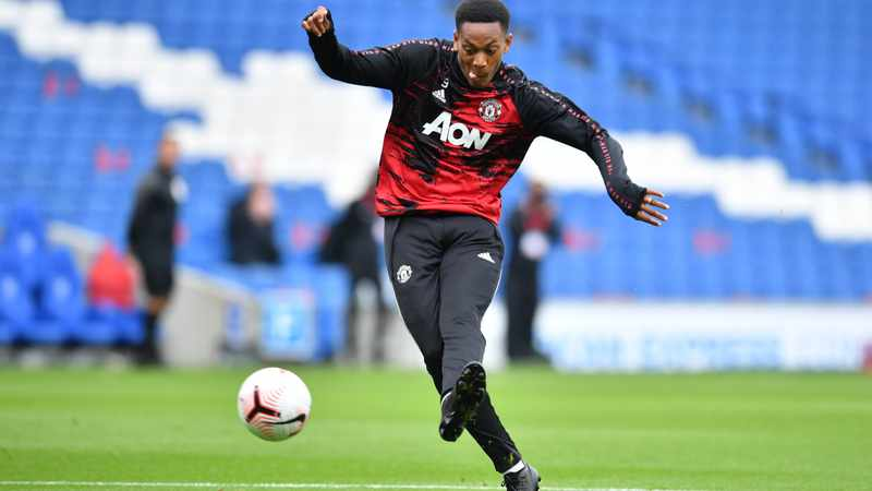 Romelu Lukaku urges Man United to show faith in Anthony Martial and Mason Greenwood, Newsline