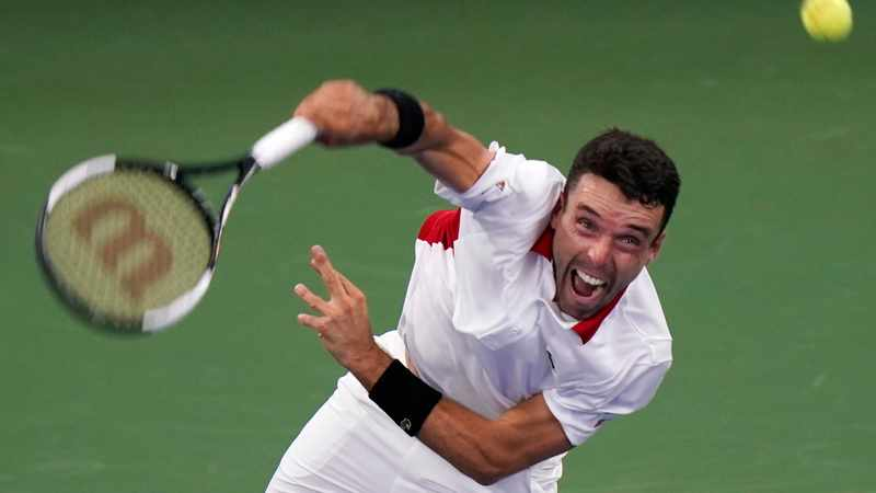 9e7308fa 1616 5450 be64 8a7c799b929d - Roberto Bautista Agut hits out at decision to close roof during Novak Djokovic semi-final