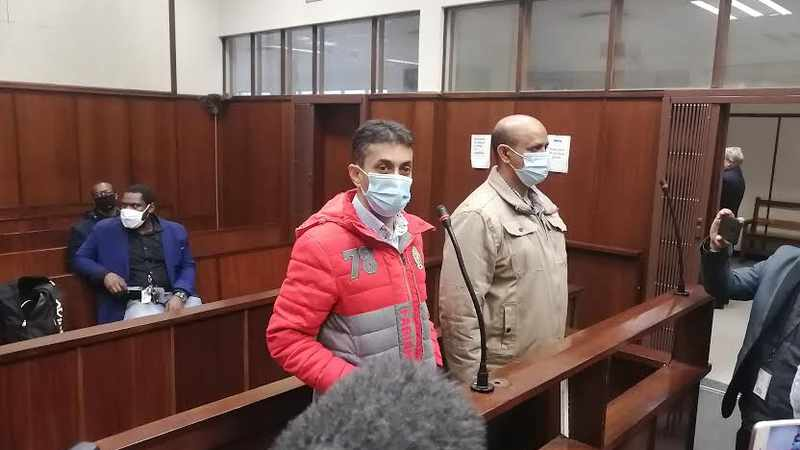 These are the charges against controversial Durban businessman, Thoshan Panday, Newsline