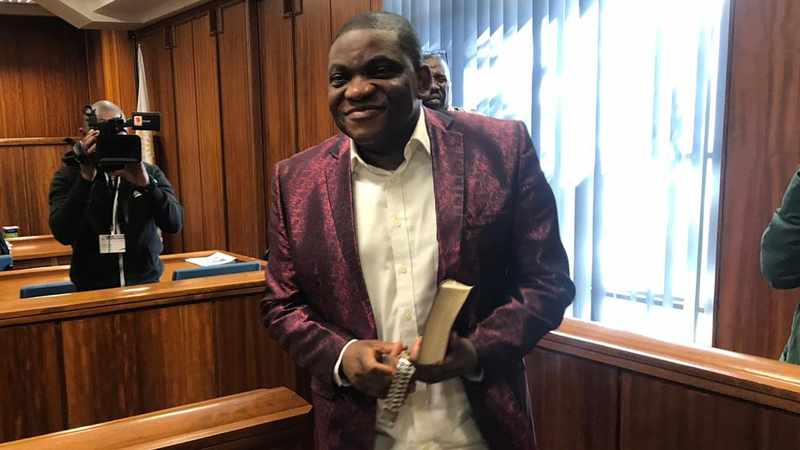 Pastor Omotoso's family say biased court robbing televangelist of his freedom, Newsline