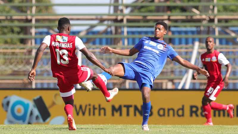 SuperSport made to sweat for their 3-2 win over newcomers TTM, Newsline