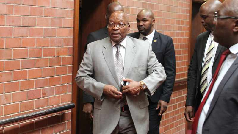 Jacob Zuma cynically threw the dice for the umpteenth time – only to come up empty-handed, Newsline