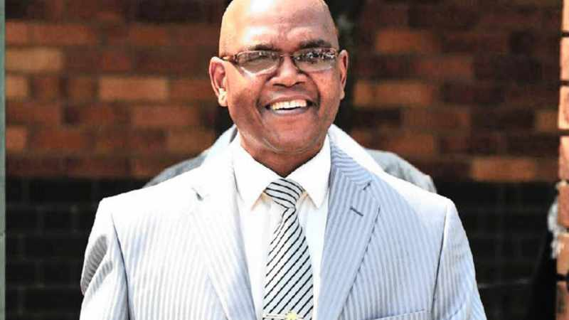 Mdluli's plea to be spared jail as he's old and sickly is rejected, gets 5-year sentence, Newsline
