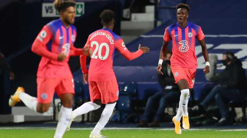 Tammy Abraham scores at the death as Chelsea rescue a point at West Brom, Newsline