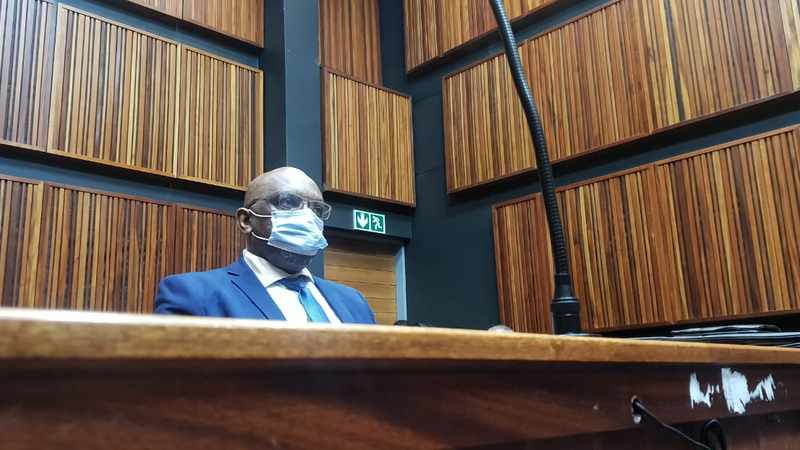 These are the charges against former ANC MP Vincent Smith, Newsline