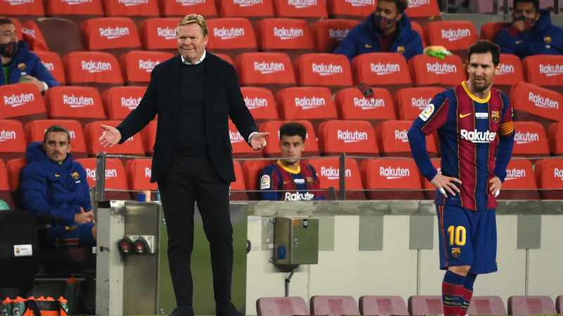bc6c3f6e 192a 5f76 a796 3ef1efafb8ef&operation=CROP&offset=0x39&resize=2822x1588 - WATCH: Barcelona lack concentration and experience, says Ronald Koeman