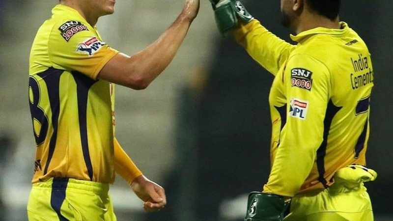 Curran hails 'genius' Dhoni after CSK win, Newsline
