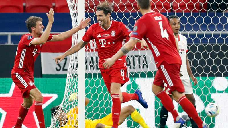 Javi Martinez provides perfect Bayern swansong, Newsline