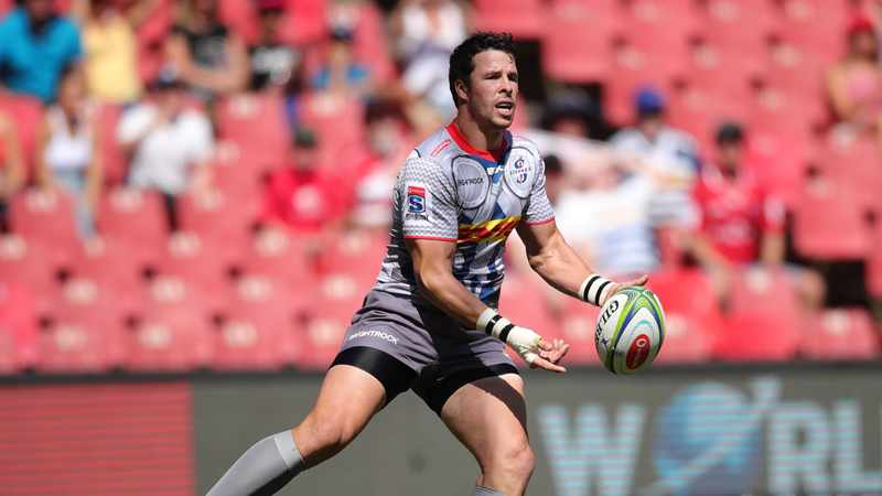 Blitzbok star Ruhan Nel 'can slot in anywhere' for the Stormers, Newsline