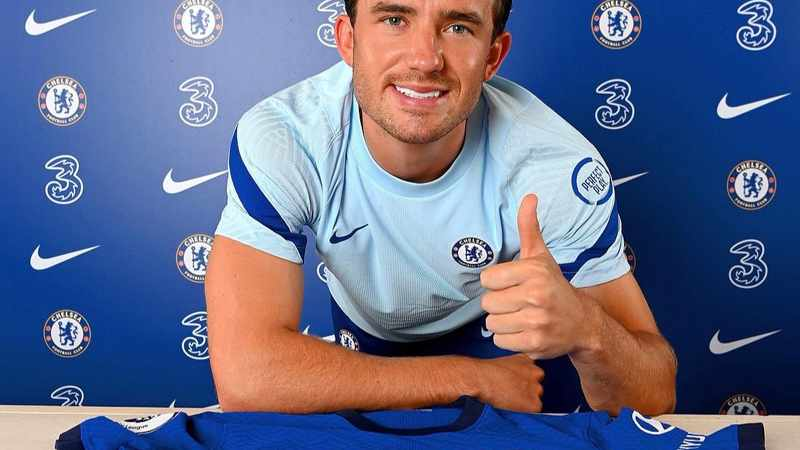 c3c715f5 4ad7 592a 9c50 e1ab1e1de368 - Chelsea sign defender Chilwell on five-year contract
