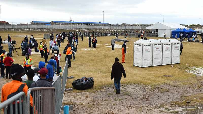 City 'not living up to pledge' in rehabilitating Strandfontein Sports Field, Newsline