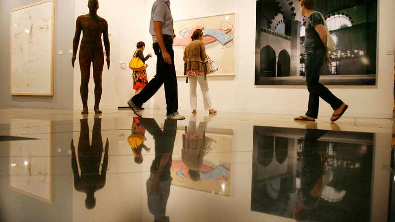 As art galleries reopen, get ready for a very different experience, Newsline