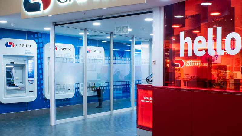 Capitec wants to get the doors revolving at its new headquarters, Newsline