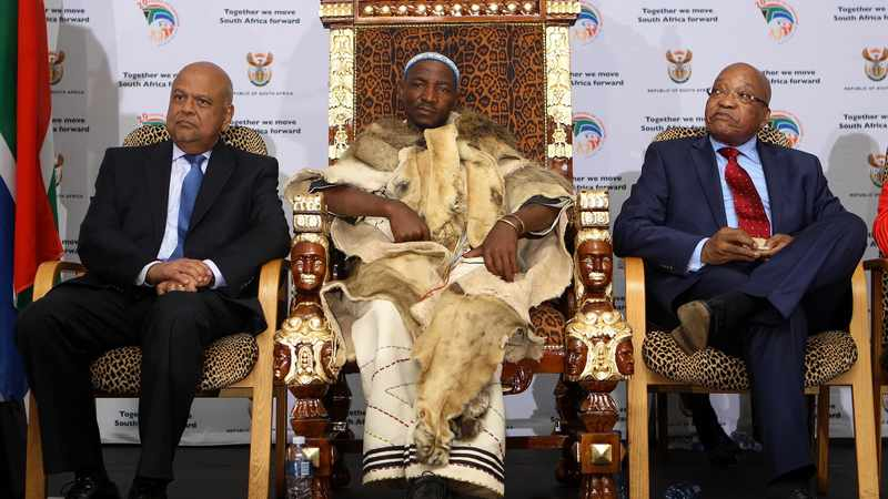 Government dragged into fight over new AmaXhosa king, Newsline