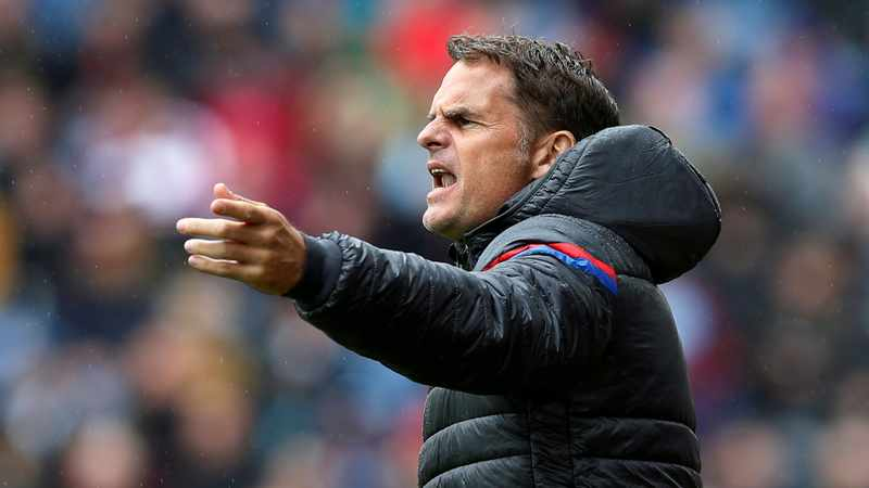 New coach De Boer says exciting Dutch team have bright future, Newsline