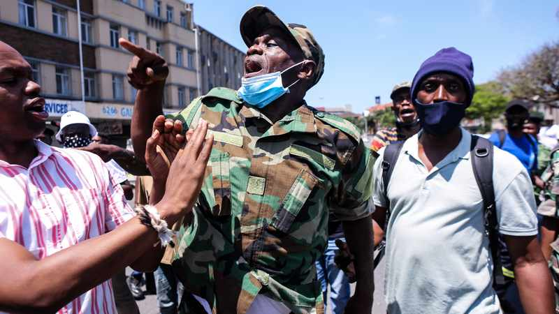 Foreign traders plead for protection after MK vets chase them away from Durban flea market, Newsline
